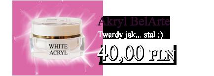 BelArte Akryl White